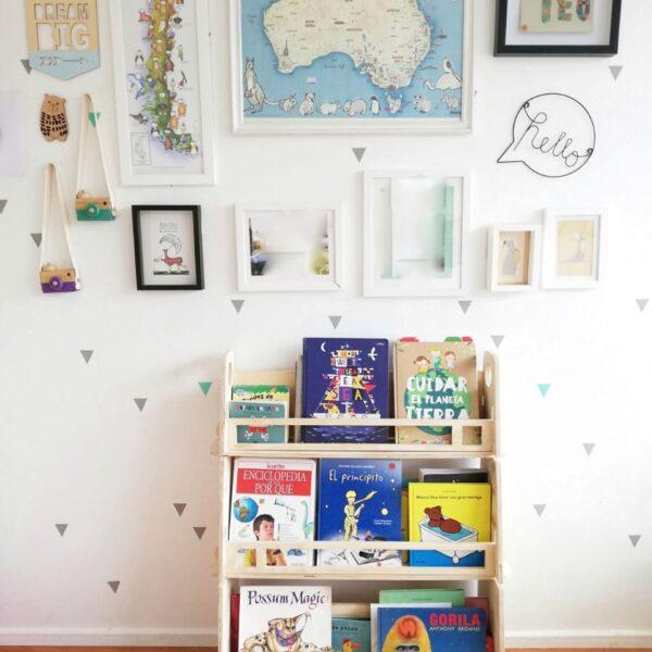 Librero montessori